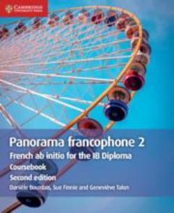PANORAMA FRANCOPHONE 2 SB