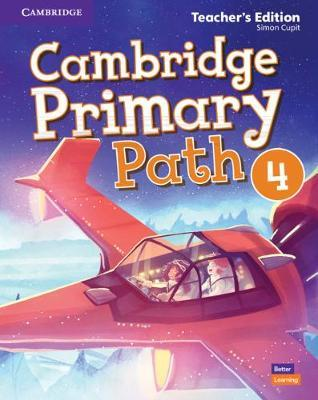 CAMBRIDGE PRIMARY PATH 4 TCHRS