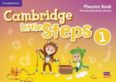 CAMBRIDGE LITTLE STEPS 1 PHONICS