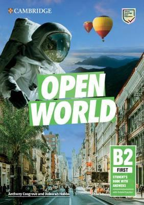 OPEN WORLD B2 FIRST SB WITH KEY ( ONLINE PRACTICE)