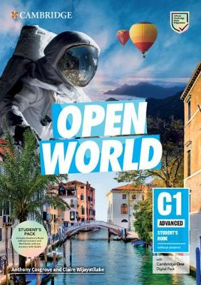OPEN WORLD ADVANCED SB PACK ( WB WITH AUDIO DOWNLOAD)