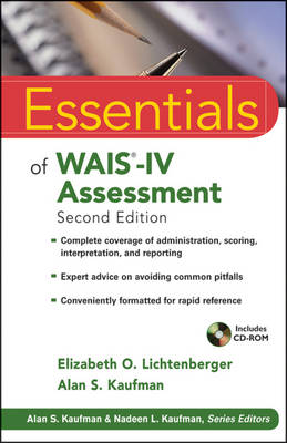 ESSENTIALS OF PSYCHOLOGICALL ASSESSMENT PB
