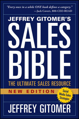 THE SALES BIBLE : THE ULTIMATE SALES RESOURCE PB