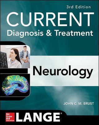 CURRENT DIAGNOSIS AND TREATMENT NEUROLOGY PB