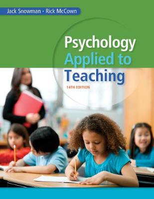 PLYCHOLOGY APPLIED TO TEACHING 14TH ED