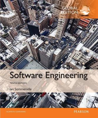 SOFTWARE ENGINEERING GLOBAL EDITION