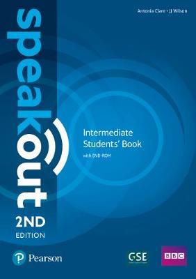 SPEAK OUT INTERMEDIATE SB ( DVD) 2ND ED