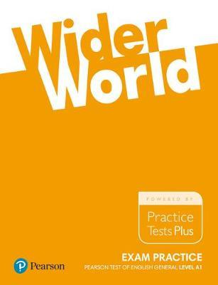 WIDER WORLD EXAM PRACTICE PEARSON TEST OF ENGLISH GENERAL LEVEL FOUNDATION A1