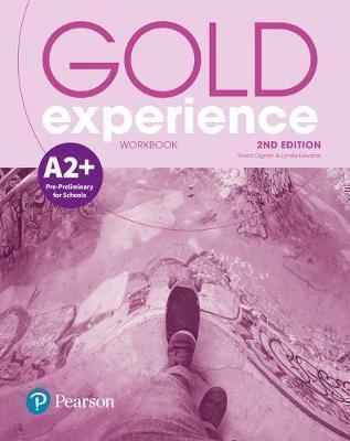 GOLD EXPERIENCE A2+ WORKBOOK 2ND ED
