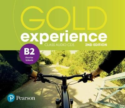 GOLD EXPERIENCE B2 CD CLASS 2ND ED