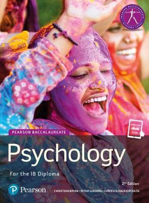 PEARSON BACCALAUREATE : PSYCHOLOGY IB DIPLOMA 2ND ED PB