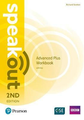 SPEAK OUT ADVANCED PLUS WB WITH KEY 2ND ED