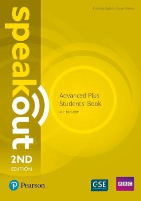 SPEAK OUT ADVANCED PLUS SB (+ DVD) 2ND ED