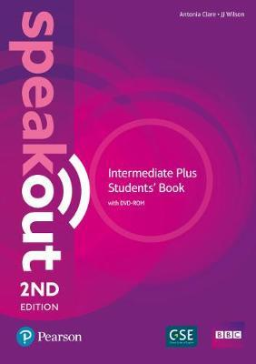 SPEAK OUT INTERMEDIATE PLUS SB (+ DVD) 2ND ED