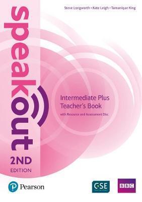SPEAK OUT INTERMEDIATE PLUS TCHR S (+ RESOURCE & ASSESSMENT DISC)