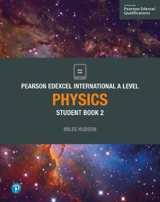 EDEXCEL INTERNATIONAL ADVANCED (IAL) LEVEL 1  ACTIVE BOOK 2 SB PHYSICS