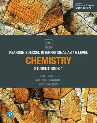 EDEXCEL INTERNATIONAL ASA LEVEL 1 SB CHEMISTRY