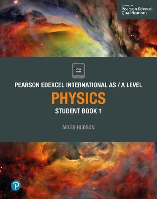 EDEXCEL INTERNATIONAL ADVANCED (IAL) LEVEL 1  ACTIVE BOOK SB PHYSICS