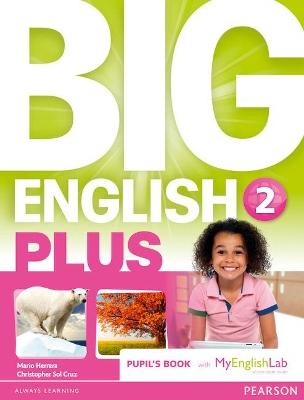 BIG ENGLISH PLUS 2 SB (+ MY LAB) - BRE N E