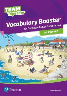 TEAM TOGETHER VOCABULARY BOOSTER FOR A1 MOVERS SB