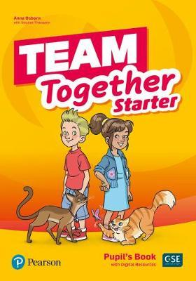TEAM TOGETHER STARTER SB (DIGITAL RESOURCES)