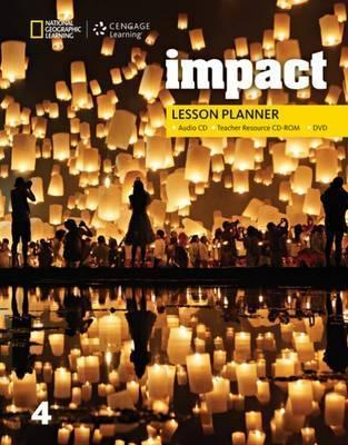 IMPACT 4 LESSON PLANNER (+AUDIO CD +TEACHER S RESOURCE CD +DVD) - AME