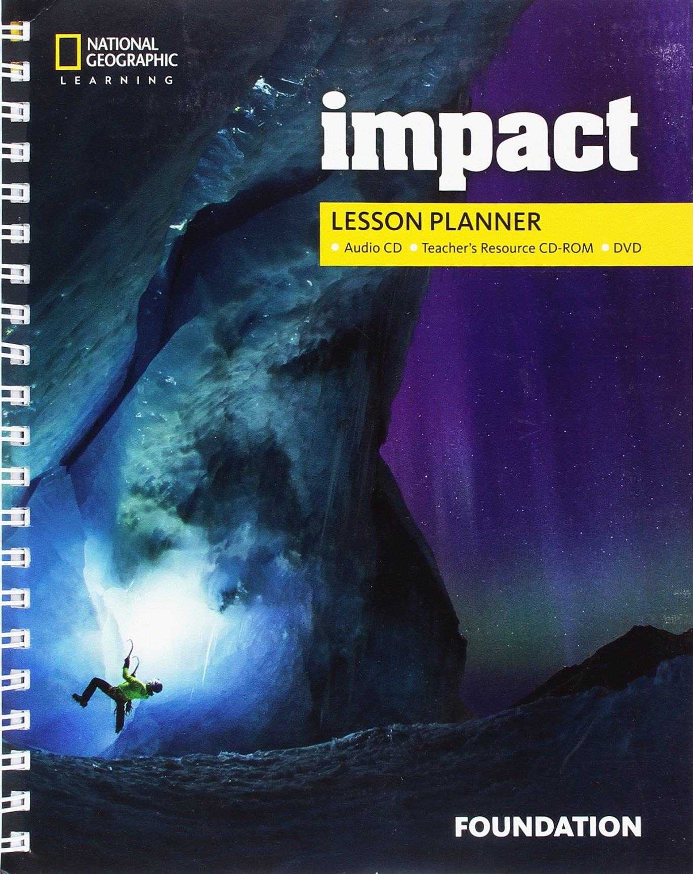 IMPACT FOUNDATION LESSON PLANNER ( + AUDIO CD + TRCD + DVD) - BRE