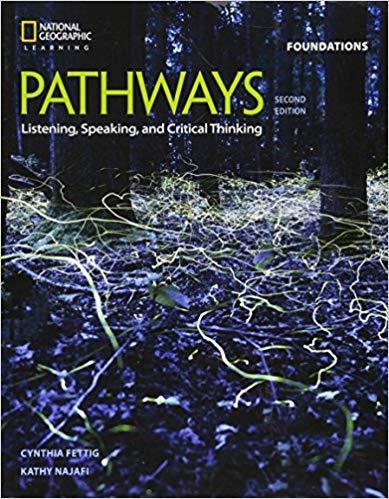 PATHWAYS LISTENING & SPEAKING FOUNDATION SB 2ND ED