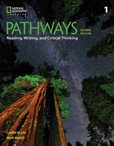 PATHWAYS READING, WRITING & CRITICAL THINKING 1 SB 2ND ED