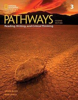 PATHWAYS READING, WRITING & CRITICAL THINKING 3 SB (+ ONLINE WB ACCESS CODE) SPLIT 3B