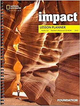 IMPACT FOUNDATION LESSON PLANNER ( + AUDIO CD + TRCD + DVD) - AME