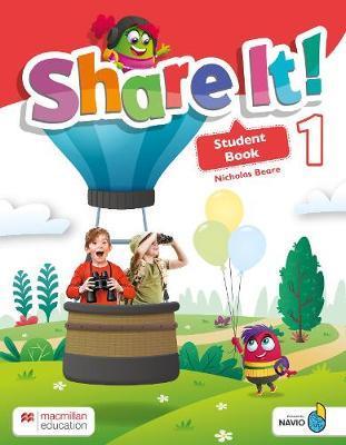 SHARE IT! 1 SB ( SHAREBOOK  NAVIO APP)