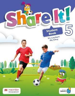 SHARE IT! 5 SB ( SHAREBOOK  NAVIO APP)