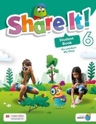 SHARE IT! 6 SB ( SHAREBOOK  NAVIO APP)