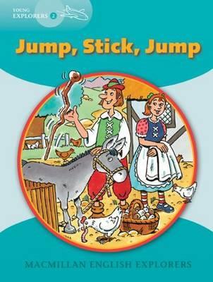 MACMILLAN EXPLORERS 2: JUMP STICK JUMP