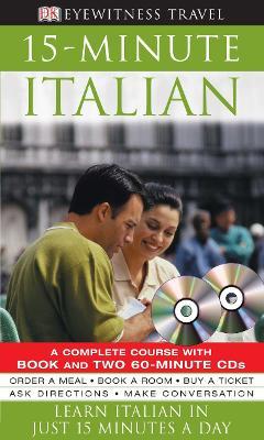 EYEWITNESS TRAVEL 15-MINUTE ITALIAN ( AUDIO CD (2))