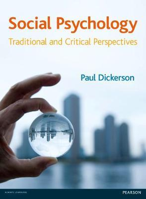 PSYCHOLOGY: TRADITIONAL AND CRITICAL PERSPECTIVES PB