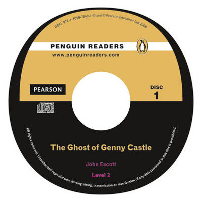 PR 2: THE GHOST OF GENNY CASTLE ( CD)