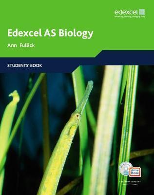 EDEXCEL AS BIOLOGY SB (EDEXCEL A LEVEL SCIENCES) ( ACTIVE BOOK)