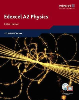 EDEXCEL A LEVEL SCIENCE: A2 PHYSICS SB WITH ACTIVE BOOK CD