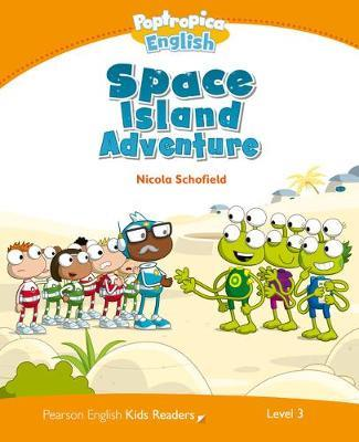 PKR 3: POPTROPICA ENGLISH: SPACE ISLAND ADVENTURE