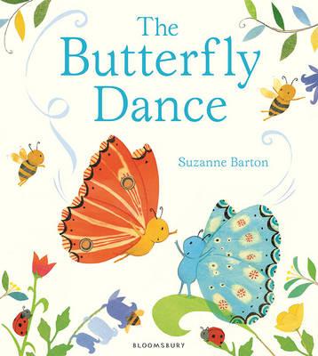 THE BUTTERFLY DANCE  HC