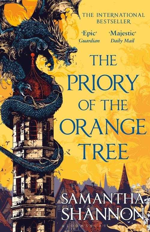 THE PRIORY OF THE ORANGE TREE PB