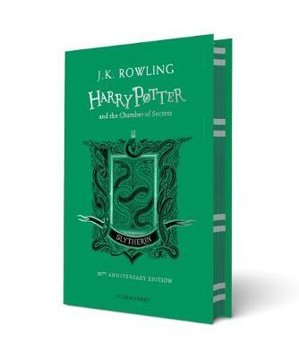 HARRY POTTER 2: CHAMBER OF SECRETS SLYTHERIN NE HC