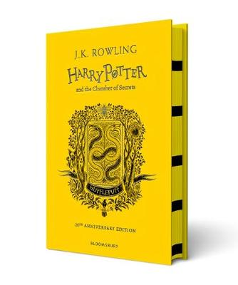 HARRY POTTER AND THE CHAMBER OF SECRETS - HUFFLEPUFF EDITION HC