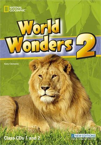 WORLD WONDERS 2 CD CLASS (2)