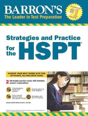 BARRONS STRATEGIES AND PRACTIVE FOR THE HSPT