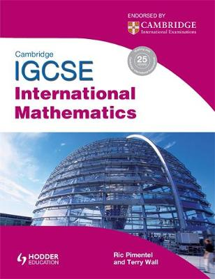 CAMBRIDGE IGCSE INTERNATIONAL MATHEMATICS IGCSE PB