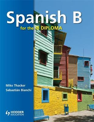 SPANISH B FOR IB DIPLOMA SBCD PB