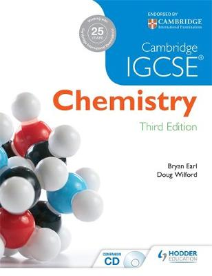 CAMBRIDGE IGCSE CHEMISTRY ( CD) 3RD ED PB